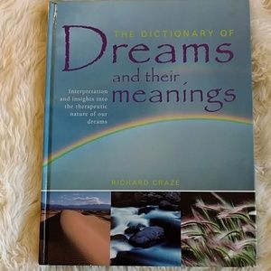 Other - Dictionary of Dreams hardcover book